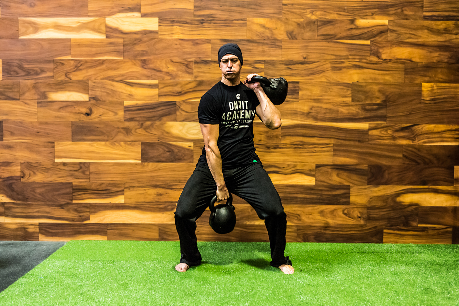 Become a Beast with Kettlebell Gorilla Cleans | FunkMMA